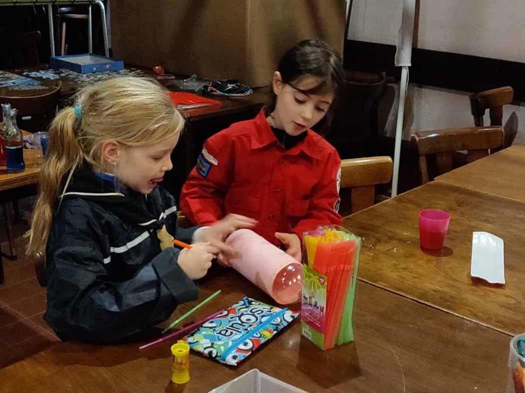 Kinderen leren veel bij Scouting in Vlaardingen